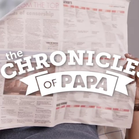 Wimpy Chronicles of Papa