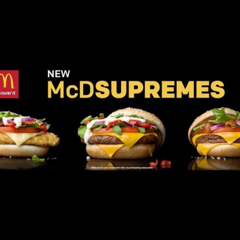 Mc Donalds Supremes